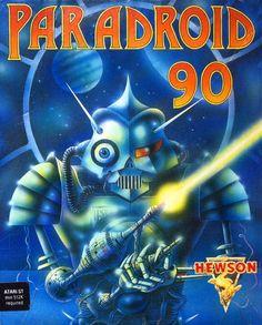 Danny Flynn. Paradroid '90.