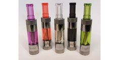 Gemini Clearomizer Dual Coil