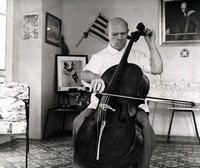 See Pablo Casals pictures, photo shoots, and listen online to the latest music. Passion Music, Fm Music, Music Sites, Sad Day, Facebook Photos, Day Of My Life, Historical Pictures, Music Education, Latest Music