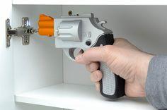 Revolver-Akkuschrauber