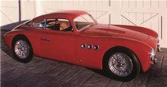 1950 Abarth 205A Berlinetta (Vignale)