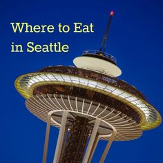 Some great places for foodies to visit in #Seattle (Downtown, Capitol Hill, and Fremont) | http://www.everintransit.com/places-to-eat-in-seattle-downtown/