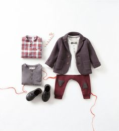 Love this whole outfit apart from t-shirt with faux bow tie.
