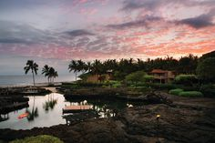 Read the family friendly review of the Four Seasons Resort Hualalai on the big island of Hawaii