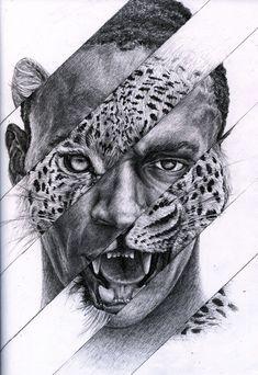 Human Cheetah Usain Bolt