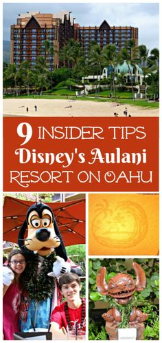 Get all the tips and insider details for Aulani, Disney's resort in Oahu Hawaii including what you can do for free during your stay!