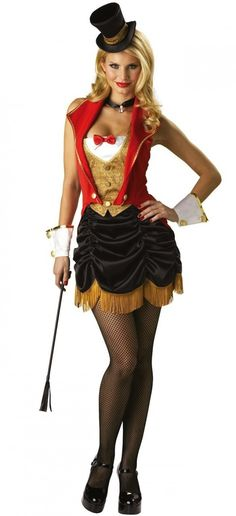 this will be my ring master outfit.