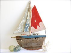 cooktown boat made from derelict boat pieces found on the beach north of Cooktown