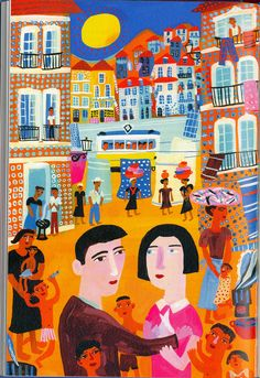 Mandarins-Lisbon by Christopher Corr