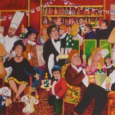 La Gavroche by Guy Buffet