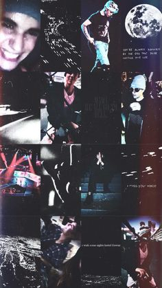 Justin Bieber ft. Tyler Joseph // Night