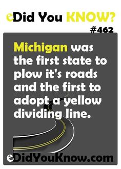 Michigan--I wish I could eliminate the incorrectly used apostrophe!