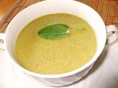 Chefkoch.de Rezept: Sauerampfercreme-Suppe