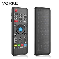 Original Wireless Air mouse plus mini keyboard Remote Control Backlight Touchpad IR Learning For PC Android TV BOX. Product ID: Keyboard With Touchpad, Mini Keyboard, Computer Keyboard, Montenegro, Uganda, Smart Tv, Congo, Usb, Linux
