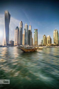 Shot for Dubai Marina More at : khaled-bakkora.com