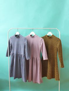 Freya Dress - Tilly & the Buttons Sew Your Own Clothes, Learn To Sew, How To Make, Tilly And The Buttons, Diy Dress, Sewing Projects, Sewing Ideas, Diy Fashion, Indie