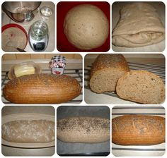 Baked Potato, Bread, Baking, Ethnic Recipes, Food, Meal, Patisserie, Brot, Backen