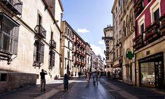 León y su Calle Ancha.