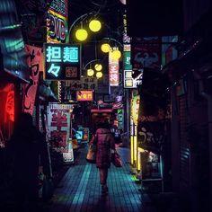 Nakano Nights by Liam Wong