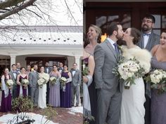 Inn at Leola Village Wedding: Maggie and Tom