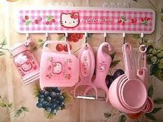 to go with the hello kitty crock pot of course