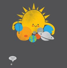 it's okay pluto, i'm not a planet either.