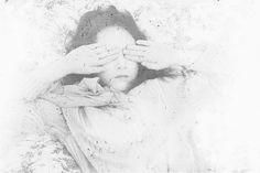 Little Isadora - Colette Saint Yves Far Away Eyes, Rene Char, Saint Yves, The White Album, Horror, Artwork, Photograph, Photos, Beautiful
