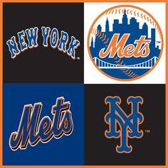 New York Mets American Sports, New York Mets, Logos, School, Logo