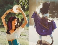 Anatomy of a Disney Character's Style: Esmeralda ... |Diy Esmeralda Costume