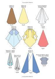 Popes hat instructions crafts party hats pinterest origami resultado de imagem para virgem maria diagrama para origami maxwellsz