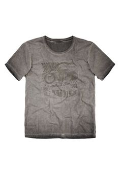 2351bcc22 53998-10 T-SHIRT VINTAGE ITS ONLY ROCK N ROLL