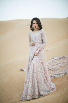 Ansab jahangir Pakistani couture fashion, via Asian Bridal Wear, Asian Wedding Dress, Indian Bridal Fashion, Pakistani Wedding Dresses, Pakistani Outfits, Pakistani Bridal, Wedding Party Dresses, Indian Dresses, Asian Fashion