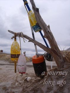 Hey, I found this really awesome Etsy listing at https://www.etsy.com/listing/223100809/a-journey-long-ago-maine-i-love-buoys