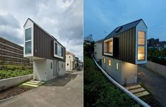 Very Surprising Tiny House by Mizuishi Architects Atelier
