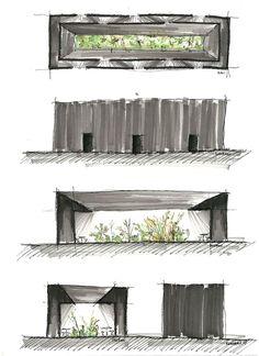 peter zumthor serpentine pavilion - Google-søgning