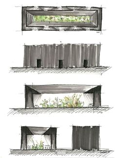 peter zumthor serpentine pavilion - Google-søgning                                                                                                                                                                                 Mais