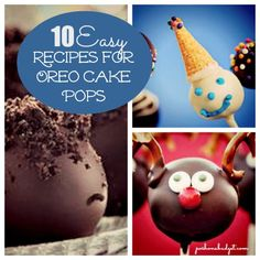 YUM!! These look so good! @poshonabudget #oreorecipes