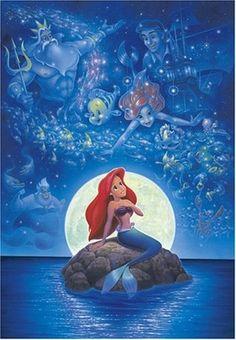 Tenyo Disney Princess Ariel the Little Mermaid Tenyo Disney Japan Jigsaw Puzzle Origin : Japan (Made in Japan) Piece : 1000 pcs Finished Size : 51 x cm Remarks : . Ariel Wallpaper, Little Mermaid Wallpaper, Mermaid Wallpapers, Cute Disney Wallpaper, Ariel Mermaid, Mermaid Disney, Disney Little Mermaids, Ariel The Little Mermaid, Disney Princesses As Mermaids