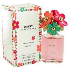 Marc Jacobs Daisy Eau So Fresh Delight 75 ml Eau De Toilette EDT for Women New