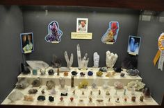 Tucson Gem and Mineral Show!   www.crystalage.com Tucson Gem Show, Beautiful Rocks, Message Board, Gems And Minerals, Stones, Messages, Display, Crystals, Nice