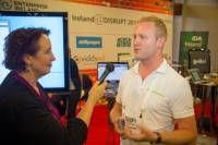 Irish startups @TechCrunch DISRUPT!!! | Mateo's Tech Travels