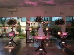 Linda festa de casamento, decoração by Neuza Canedo.