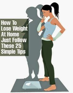 How To Lose Weight At Home | Pin Remedies