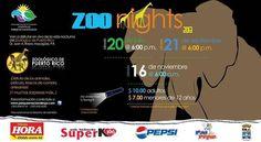 Zoo Nights @ Zoológico de Puerto Rico Dr. Juan A. Rivero, Mayagüez #sondeaquipr #zoologicodepuertorico #mayaguez #zoonights #paralosninos