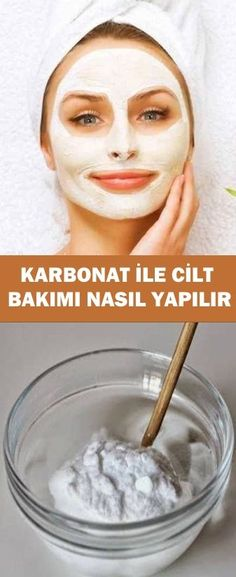 Skin Care with Carbonate- Karbonat İle Cilt Bakımı How to Carry Skin with Carbonate - Wavy Hair Care, Blonde Hair Care, Natural Hair Care, Perfume Ariana Grande, Skin Care Routine For 20s, Pelo Natural, Homemade Skin Care, Acne Skin, Face Care