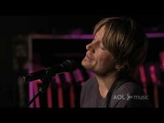 """Tonight I Wanna Cry,"" Keith Urban"