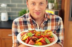 Jamie's Ultimate Tomato Salad