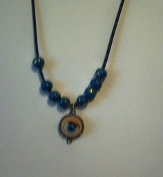 Eyeball Necklace $15.00