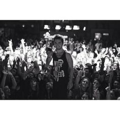 Proof you guys have Charles back. He LOVE this photo and thinking should make it a poster? (Pic by: @josiahvandien)