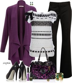 """Work Deadline"" by exxpress on Polyvore"